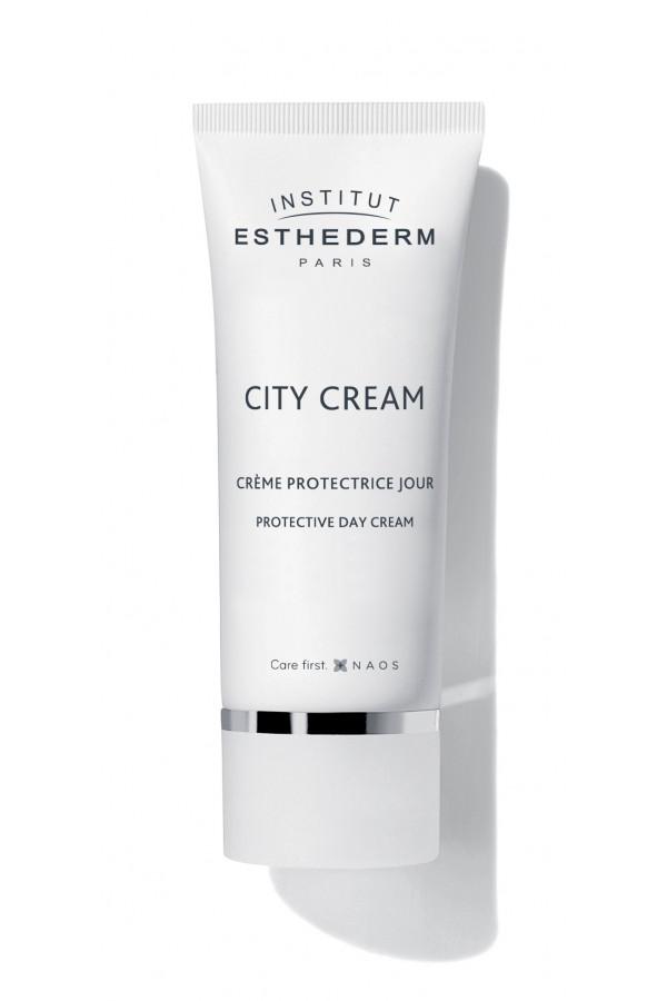 City Cream, városi védelmet nyújtó arcápoló krém